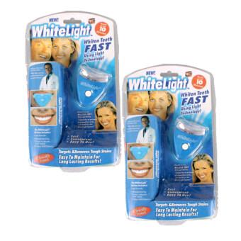 WhiteLight Tooth Whitening System ไวท์ไลท์ชุดฟอกสีฟัน ( 2 ชุด)