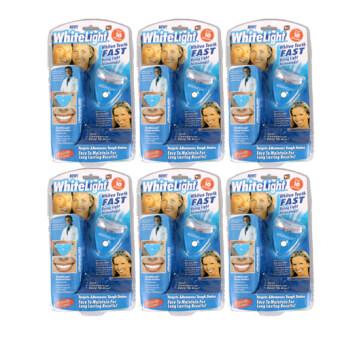WhiteLight Tooth Whitening System ไวท์ไลท์ชุดฟอกสีฟัน ( 6 ชุด)