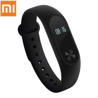 ต้องการขายด่วน Xiaomi Mi Band 2 นาฬิกาสายรัดข้อมือ วัดสุขภาพ
