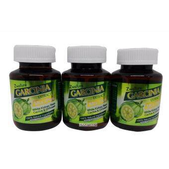 Harga Znature GARCINIA Extract Mix Plus – BLOCK BURN BRIGHT - ขนาด 180แคปซูล