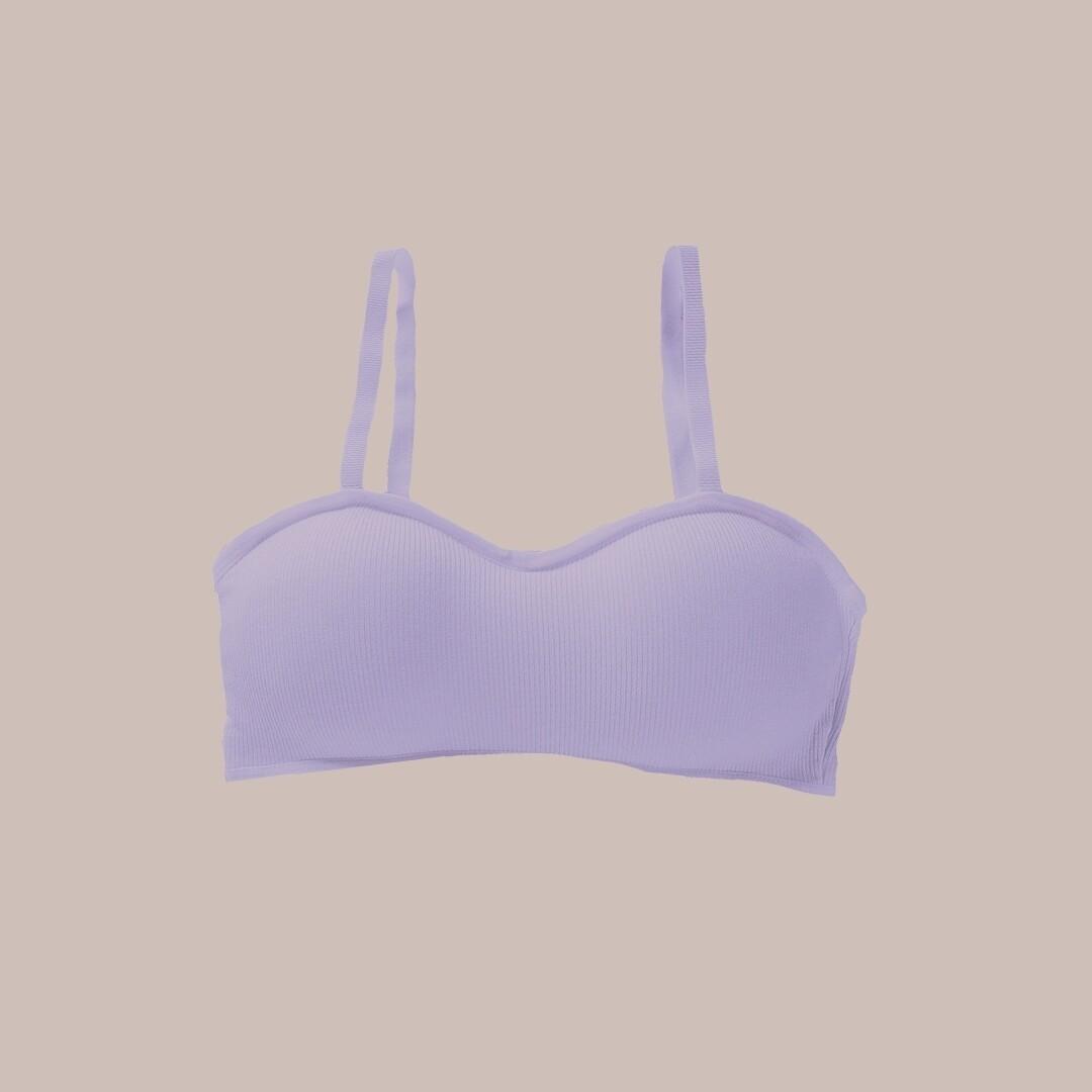 DF HOME Underwear เสื้อใน บรา ชุดชั้นในหญิง สปอร์ตบรา ผ้านิ่ม ฟองน้ำนุ่ม ใส่สบาย ไม่เสียทรง เกรดพรีเมี่ยม ราคาถูกจากโรงงาน