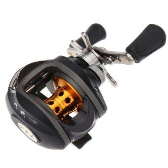10BB 6.3:1 Right Hand Bait Casting Fishing Reel 9Ball Bearings + .