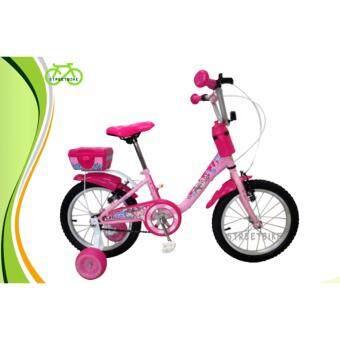 จักรยาน 16\ LA Bunny cute สีชมพู