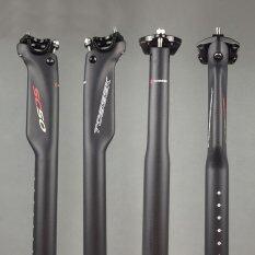 2016 NEW TOSEEK SC50 3K matte Carbon Fiber Mountain Road Bicycle seatpost bike seat post 31.6*350mm - intl