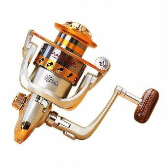 2017 New Brand Aluminum Spool Superior Ratio 5.5:1 12BB baitcasting fishing reel spinning reel (2000)