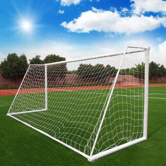 ฟุตบอลฟุตบอลกีฬากลางแจ้งประกาศเป้าหมายการฝึกอบรมเครื่องมืออวน 2*1.5เมตร