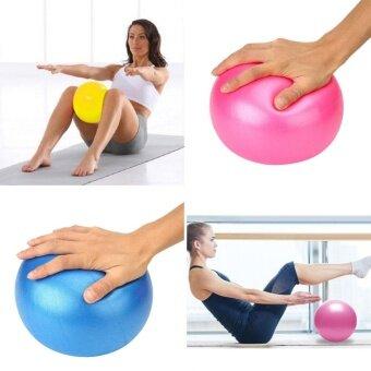 25cm Mini Yoga Ball Fitness Birthing Stability Balance Ball Home Pods Pilates - intl