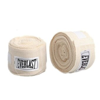 Harga 2pcs/roll(3M) Boxing Hand Wraps Cotton Bandage Sports Absorb Sweat Boxing Binding MMA Protect Belt - intl