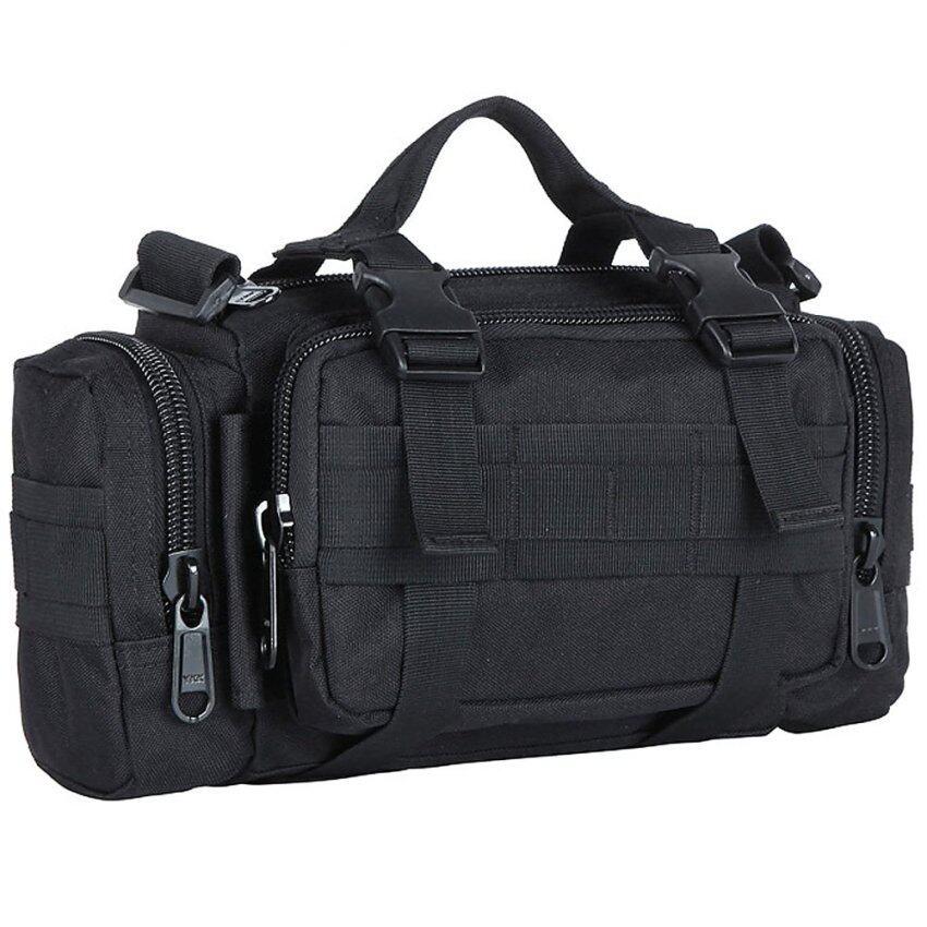 ขาย 3 in 1 กระเป๋าสะพายข้าง Mailbag (สีดำ)