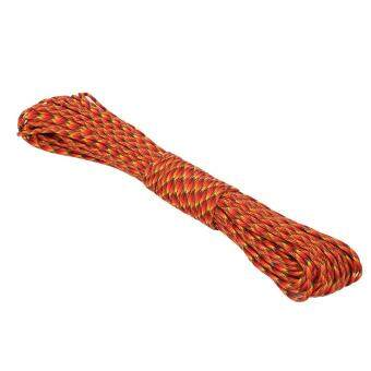 31m Camping Tent Rope Awning Guy Line Cord Kit (red and yellow) - intl