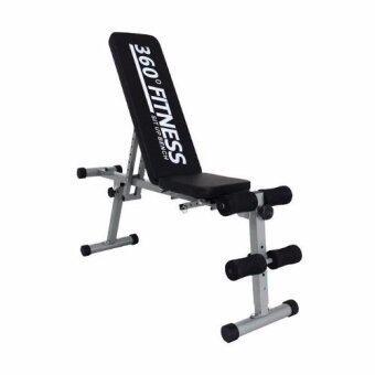 360 Ongsa Fitness ม้านั่งออกกำลังกายบริหารหน้าท้อง (AND-6005H)