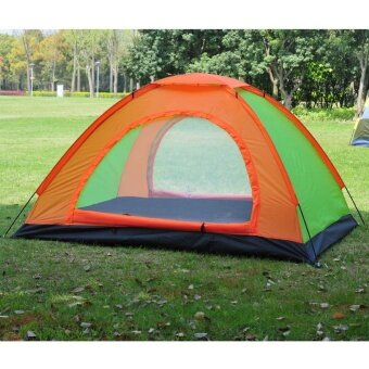 4-Person Waterproof Double Layer