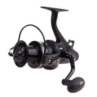 5000 6000 Spinning Fishing Reel 11+1BB Gear Ratio 5.1:1 Metal SpoolReel(Black) - intl