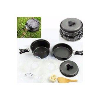 2561 ชุดครัวอุปกรณ์แคมปิ้ง 6-in-1 Mini Outdoor Cooking Picnic Tools Set SY-200