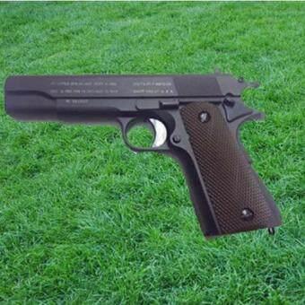 ปืนอัดลม 601 ใช้ชักยิงทีละนัด มีระบบล็อค สับนกได้ มาพร้อมลูกปืน 50 นัด ระยะยิง 50-60 เมตร ขนาด 215x140 mm น้ำหนัก 442 กรัม