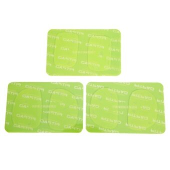6Pcs/Set Abdominal Exerciser Muscle Training Fitness Gear FitpadConductivity Gel Sheet Pad - intl