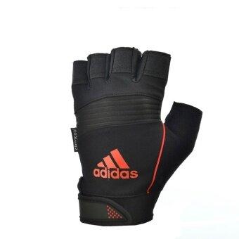Adidas ADGB-12334OR ถุงมือออกกำลังกาย Performance Gloves (สีส้ม) XL