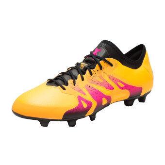 Adidas Football รองเท้าฟุตบอล X 15.1 FG/AG #S74594
