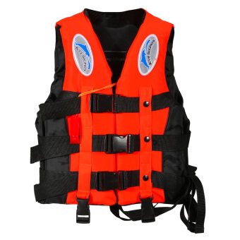 Adult Life Jacket Orange