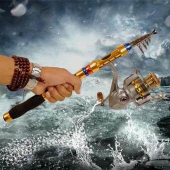 ... Spinning Fishing Reel Fishing Reels Shimano. Source · ซื้อ Allwin Good Carbon Fiber Telescopic Fishing Rods Sea Fishing Pole Stick Rods 2.4M -