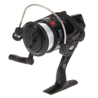 Aluminum Body Spinning Reel 3BB G-Ratio 5.2:1Fishing Reels withLine - intl