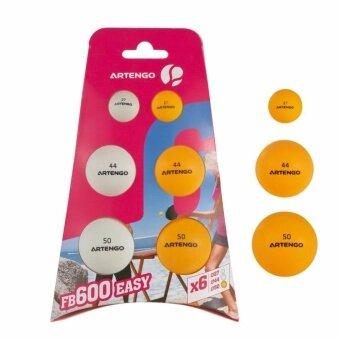 ซื้อ/ขาย ลูกปิงปอง ARTENGO FB 710 6 ลูก