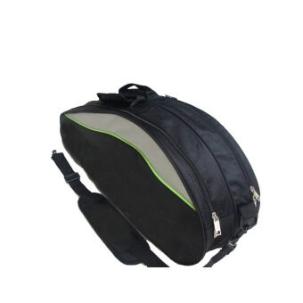 Harga Bags badminton racket bag packaging(3-6 rackets)(black) - intl