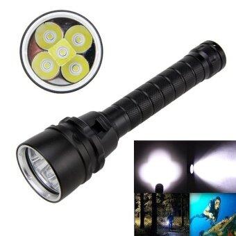Beautymaker 20000Lm XM-L T6 LED Scuba Diving Flashlight Torch Lamp Waterproof 100m - intl