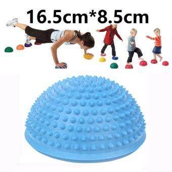 BEGINS ลูกบอลนวด ฝึกการทรงตัว แบบมีหนาม Spiky Hemisphere Massage Balancing Ball