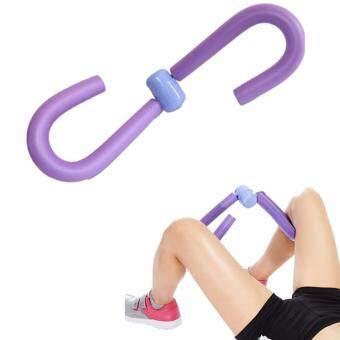 ราคา BEGINS อุปกรณ์บริหารต้นขา Thigh Master, Leg Workout Exerciser สีม่วง