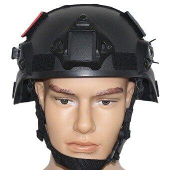 Bellamall:MICH2000 Helmet Headware Protector Tactical Simplicity Outdoor Bike Hats - intl