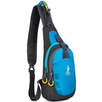 ซื้อ/ขาย Best Sport Bag Traveler กระเป๋ากีฬา สำหรับปั่นจักรยาน รุ่น Outdoor Bag (ฟ้า)