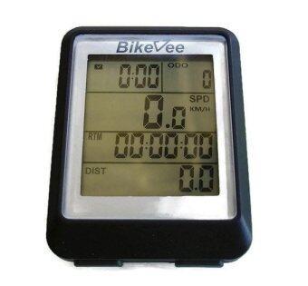 Bike Vee ไมค์จักรยานไร้สาย (สีดำ)
