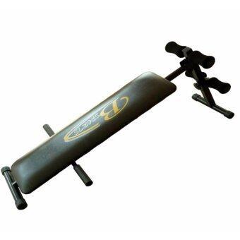 ซื้อ/ขาย BSports อุปกรณ์สร้างกล้ามเนื้อ ซิทอัพเบาะตรง รุ่น IGS0052 - สีดำ
