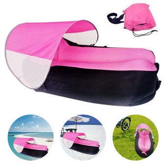 BYL inflatable Floating เลานจ์เก้าอี้ขี้เกียจโซฟาสำหรับ