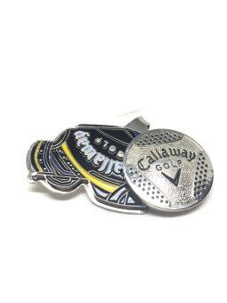 2561 Callaway Golf คลิปเหล็ก สำหรับติดหมวกนักกลอ์ฟ
