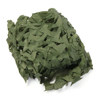 Camo Net Camouflage Netting Hide Cover Reversible Hunting Shooting Camping - intl
