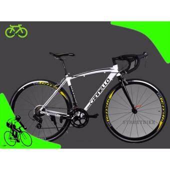 ราคา จักรยานเสือหมอบ cannello access 700 size46