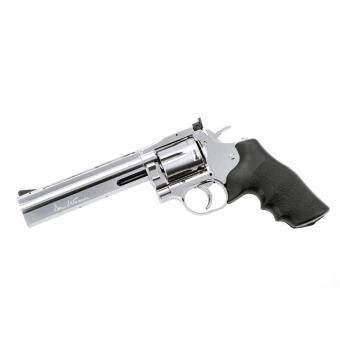 ปืนลูกโม่อัดแก๊ส Dan Wesson 715 6inch Silver Full Metal CO2 Revolver