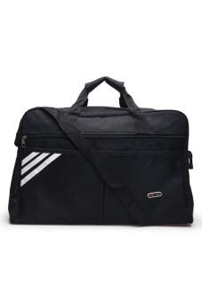 DM กระเป๋ากีฬา (สีดำ)