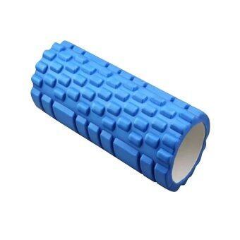 DMALL Yoga Foam Roller Massage โฟมโรลเลอร์ โฟมนวดกล้ามเนื้อ (Blue)