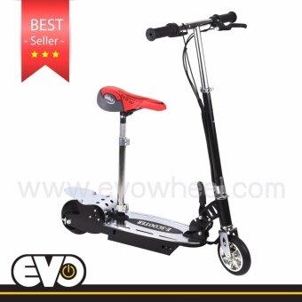E-scooter สกู๊ตเตอร์ไฟฟ้าES-3S-bk (black)