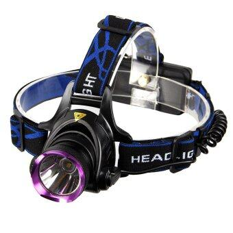 Easybuy 2500LM XM-L T6 LED 3-Mode Headlamp Headlight Head LampLight Torch