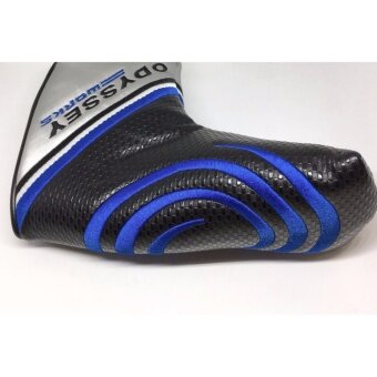 Harga EXCEED Blade Style Putter Cover by PGM for Odyssey BLUE Colour