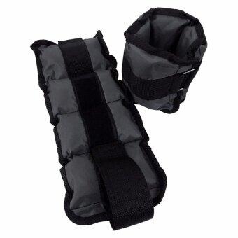 EXERCISE ถุงทรายข้อเท้า/ข้อมือ ขนาดน้ำหนัก 2กก./คู่ NT-708A2