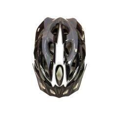 EXPERT GROUP หมวกจักรยาน พร้อม กะบังหมวก SOLDLER ( สีเทา )