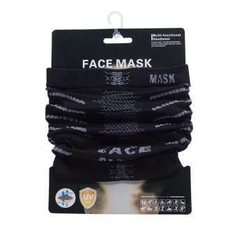 Face Mask หน้ากากมอเตอร์ไซค์ จักรยาน กันฝุ่นและกันแดด (เกี่ยวหู)