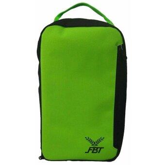 ซื้อ/ขาย กระเป๋าใส่รองเท้า กระเป๋าใส่อุปกรณ์กีฬา FBT 17-1000 เขียว
