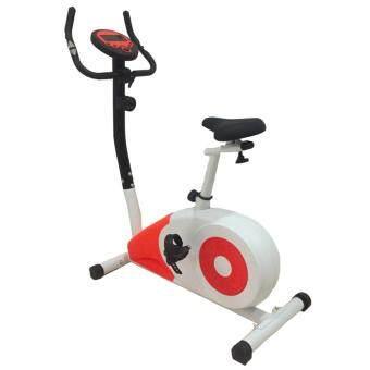 Fitmaster จักรยานนั่งปั่น เครื่องออกกำลังกาย รุ่น IREB1005M (สีขาวส้ม)