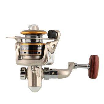 Freefisher 6BB เฟืองล้ออลูมิเนียมม้วนรอกตกปลา SG1000Aคงทนประโยชน์ใหม่